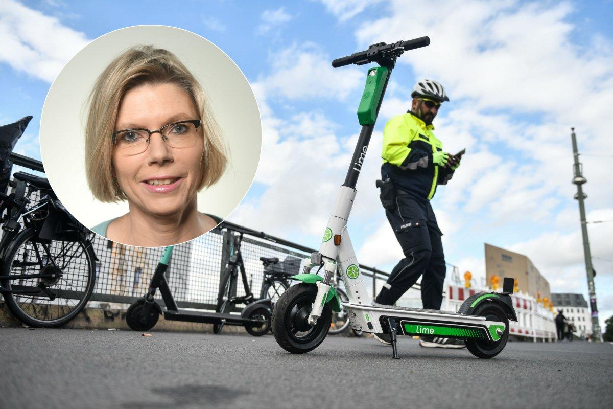 Berlins Senat muss die Flut der E-Scooter eindämmen
