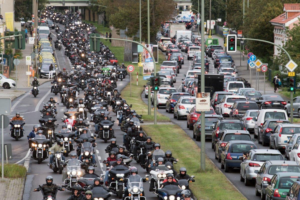 Hells Angels in Berlin: Rocker demonstrieren am Samstag gegen Kutten-Verbot