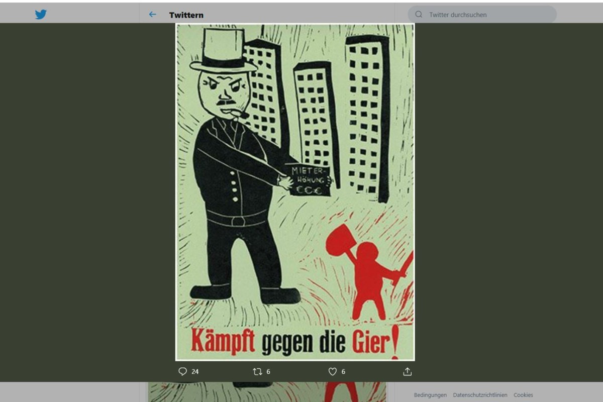 Burkard Dregger (CDU) stellt Strafanzeige gegen Bezirksamt Friedrichshain-Kreuzberg