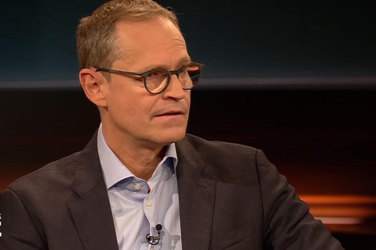 Markus Lanz (ZDF): Michael Müller spricht sich gegen Absenkungen beim Berliner Mietendeckel aus.