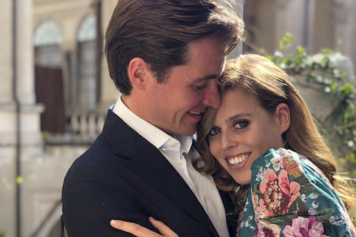 Prinzessin Beatrice verlobt - Hochzeit 2020
