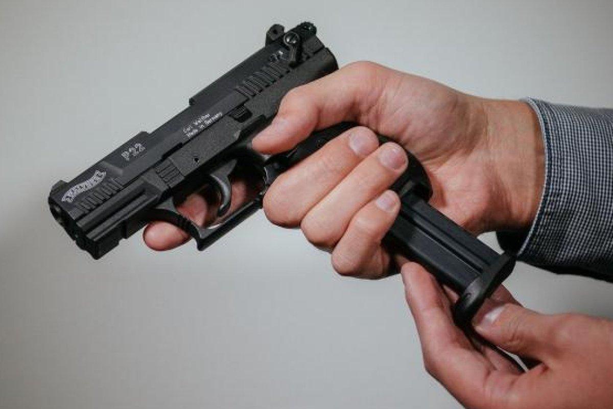 Gesundbrunnen: 13-Jähriger schießt mit Schreckschusswaffe - Polizeieinsatz