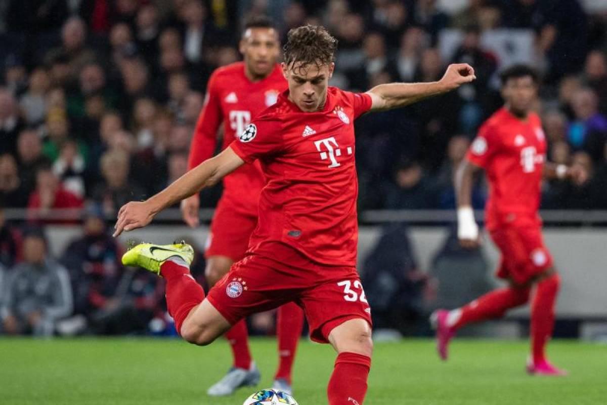 Champions League Olympiakos Piraus Gegen Fc Bayern Munchen