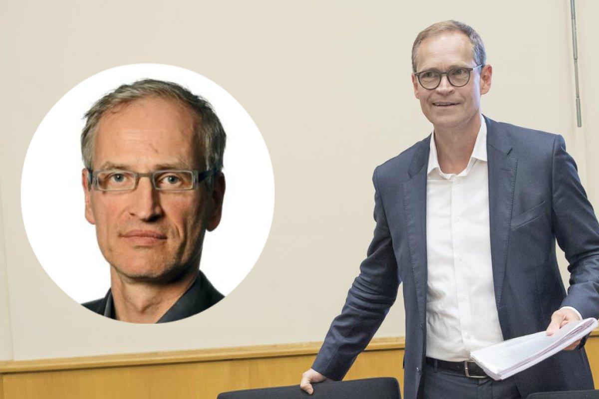 Vielflieger Michael Müller und der Klimaschutz