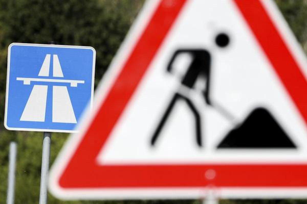 A100: Wegen Bauarbeiten - Tunnel Rathenauplatz wird gesperrt