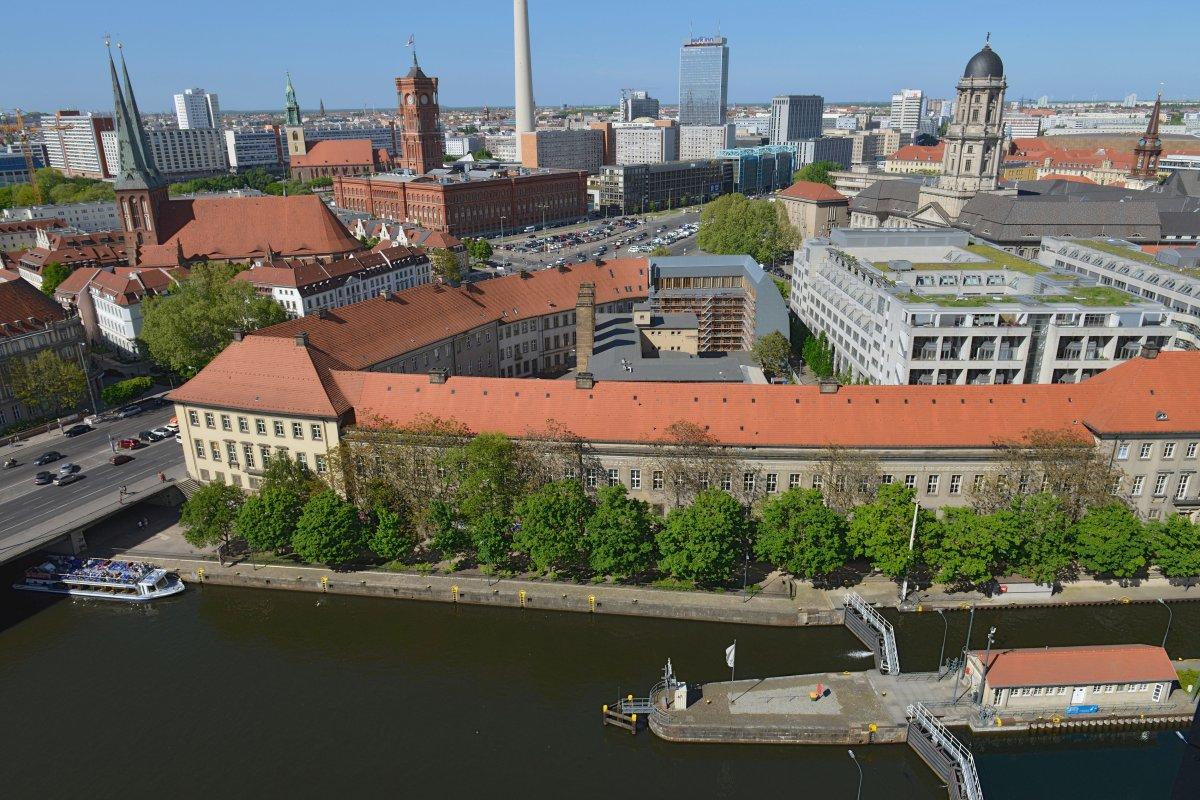 Berlin-Mitte: Alte Münze soll einen Club und einen Konzertsaal bekommen