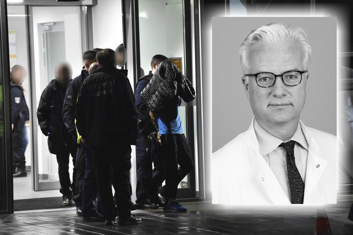 Berliner Polizei: Fritz von Weizsäcker getötet - Polizei sucht nach Zeugen