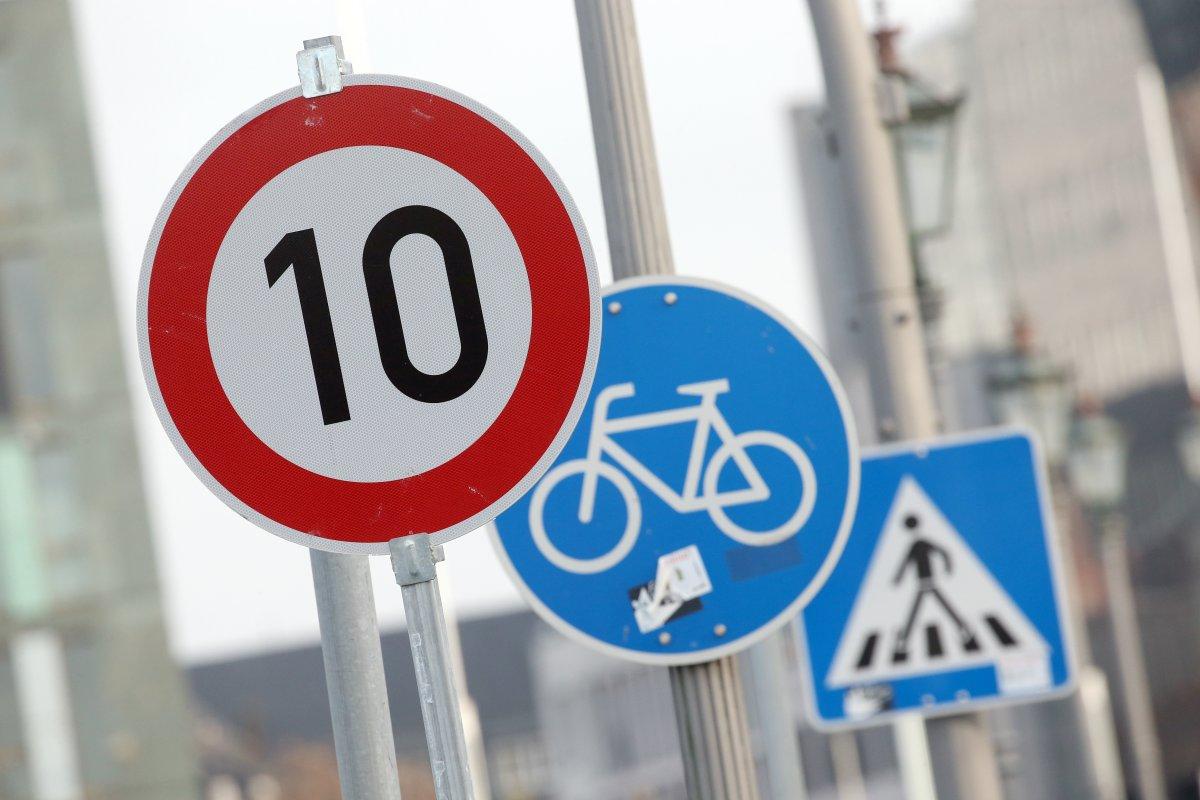 """""""Tempo-10-Zone"""" in Berlin unzulässig - Schild existiert nicht"""