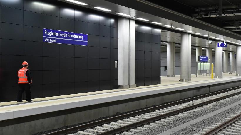 Flughafen BER: So kommt man von Berlin zum Airport
