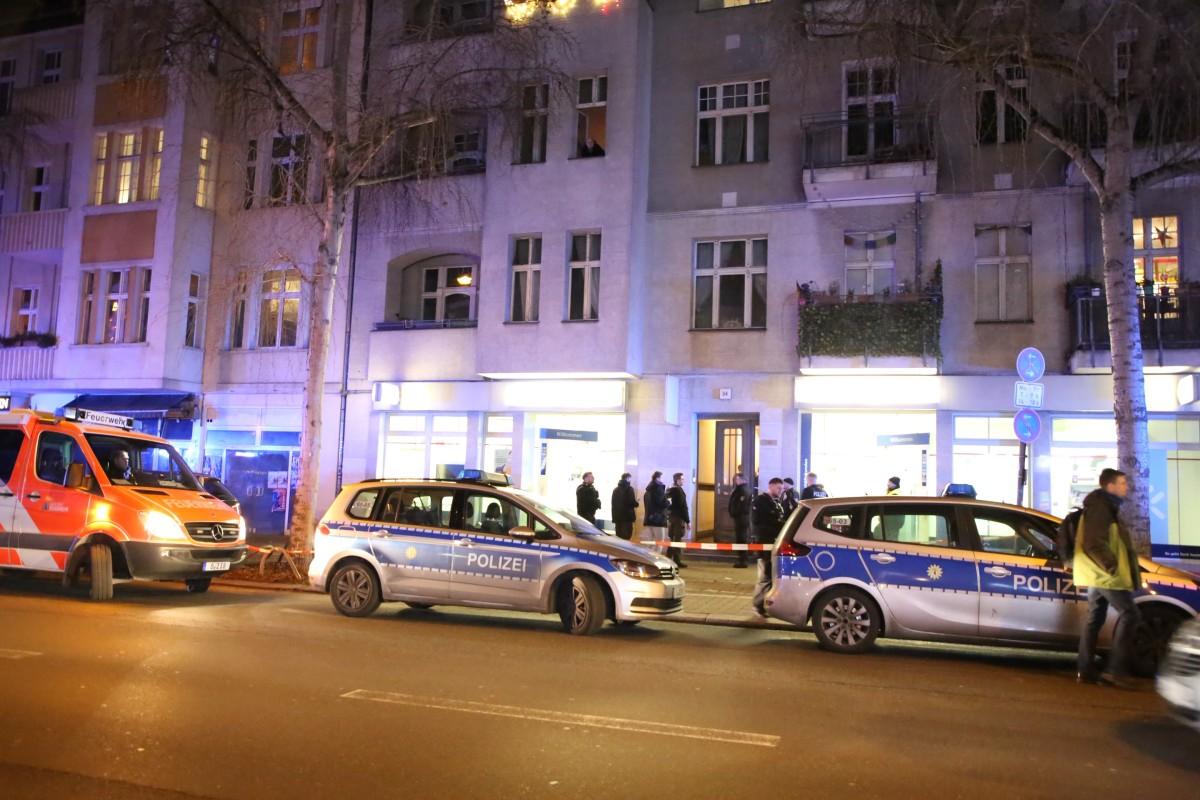 Treptow-Köpenick: Unbekannte überfallen Bank