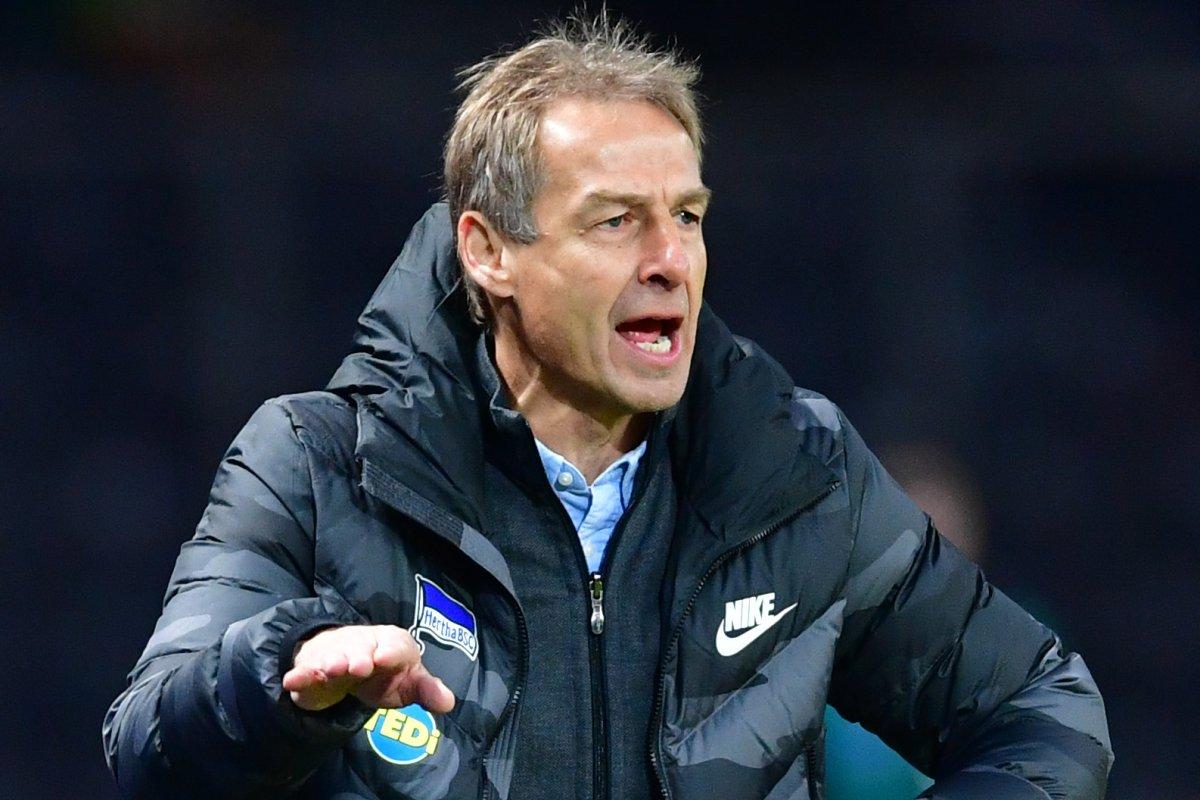Klinsmann feiert ersten Sieg mit Hertha BSC
