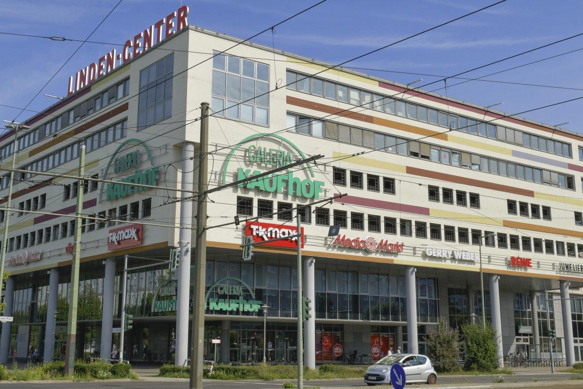 Angeblich Schüsse im Linden-Center: Polizei sucht vergeblich
