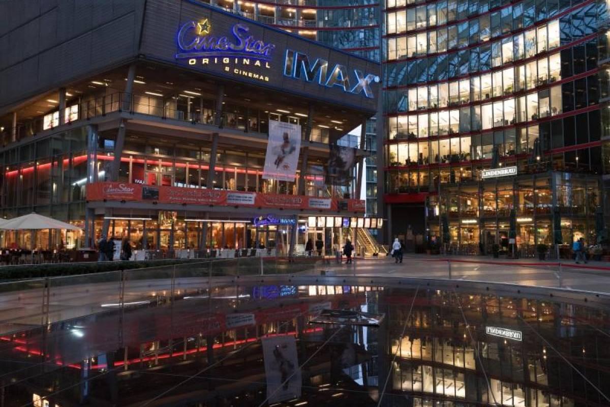 Cinemaxx Berlin Sony Center