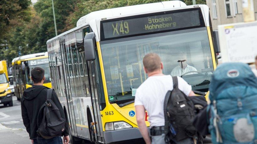 Berlin: Wo die BVG in Spandau Oberleitungsbusse testen soll