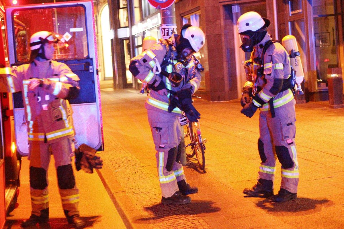 Feuerwehr in Berlin: Immer mehr schwere Angriffe auf Einsatzkräfte