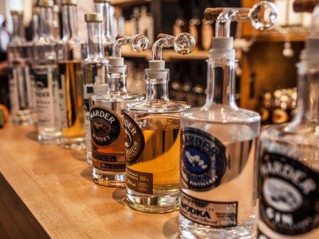 Auf der Craft Spirits Berlin werden wieder zahlreiche handwerklich hergestellte Spirituosen präsentiert.