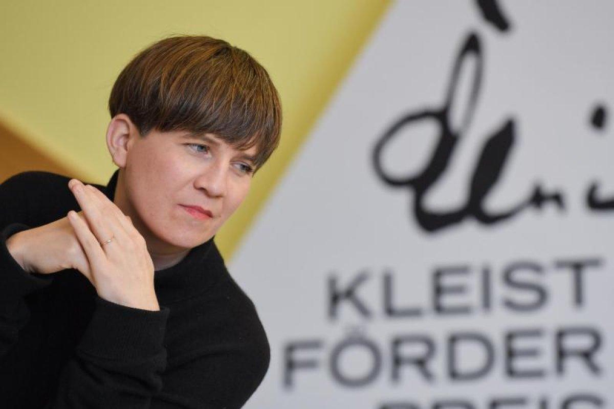 Bühnenautorin Magdalena Schrefel erhält Kleist-Förderpreis