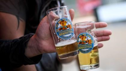 Die Veranstalter des Berliner Bierfestivals geben auf.