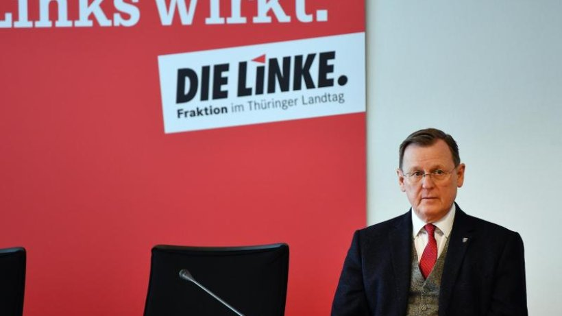 Ramelow zu Zugeständnissen an CDU bereit