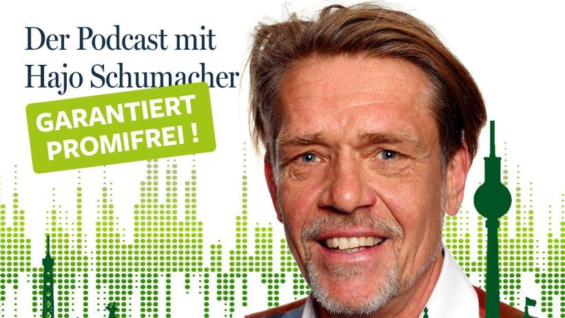 Berliner Schnauzen: Hajo Schumacher trifft Andrea Mayr