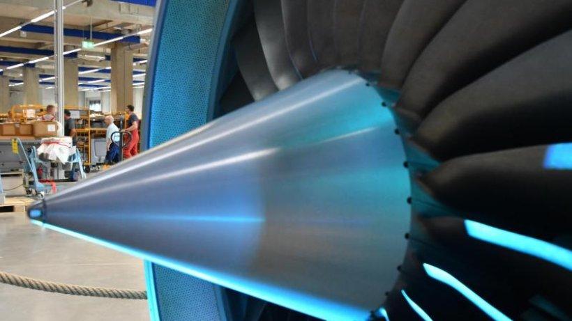 MTU: E-Antrieb für Passagierjets geht nicht