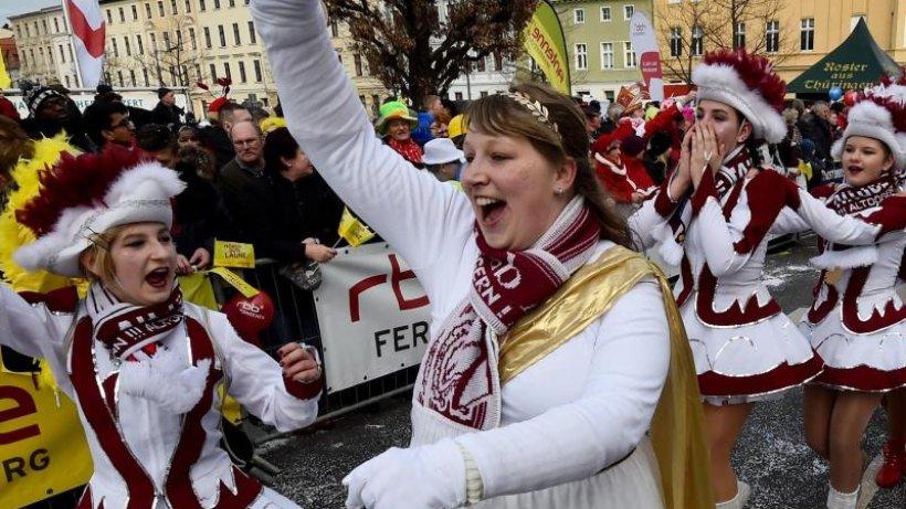 80 000 Menschen zum Cottbusser Karneval erwartet