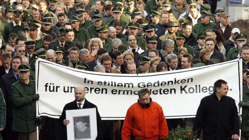 Zwei Straßen nach getöteten Berliner Polizisten benannt