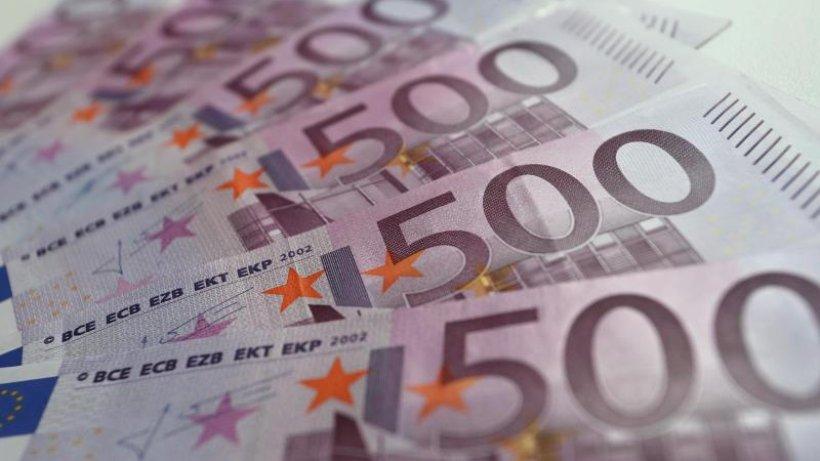 Noch eine Menge 500-Euro-Scheine im Umlauf