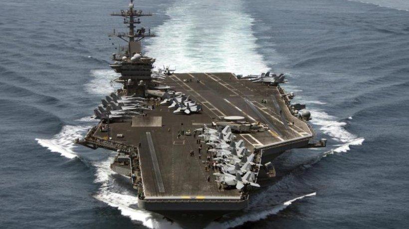 Coronavirus auf US-Flugzeugträger: Mehr als 400 Infizierte