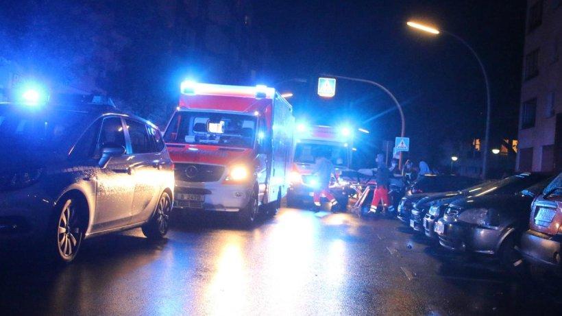 Clans in Berlin: Mann bei Streit mit Messer schwer verletzt