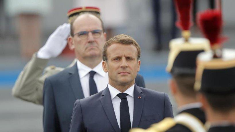 Macron warnt vor Arbeitslosigkeit