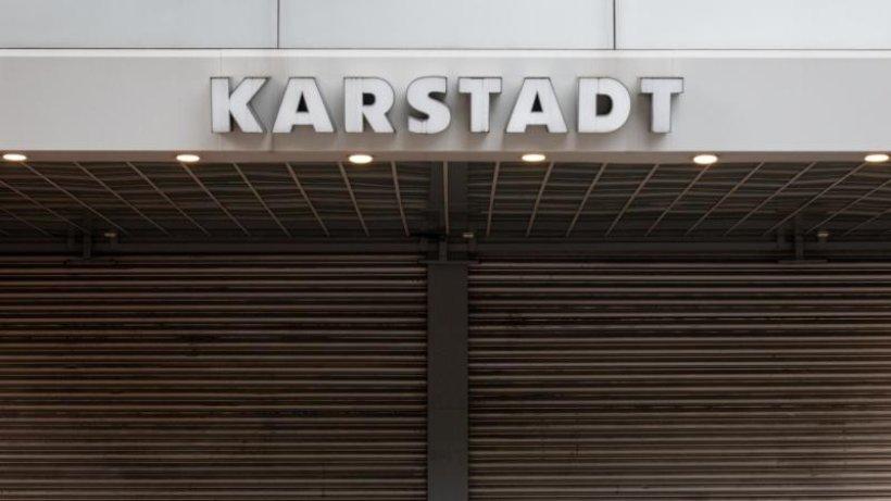 Drei weitere Karstadt-Filialen können erhalten bleiben