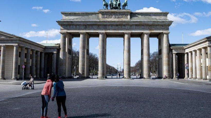 Corona wirft Berlin-Tourismus zurück
