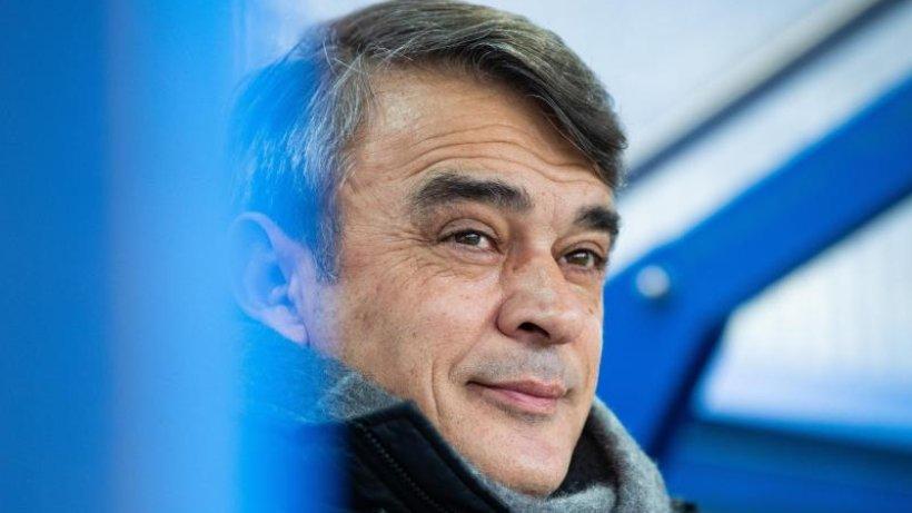 Buric folgt Soldo als Cheftrainer des FC Admira Wacker