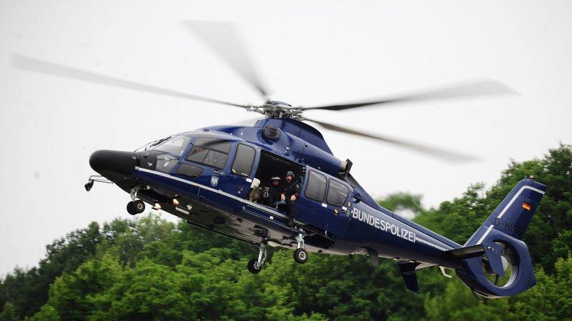 Hubschrauber der Polizei über Berlin: Das steckt dahinter