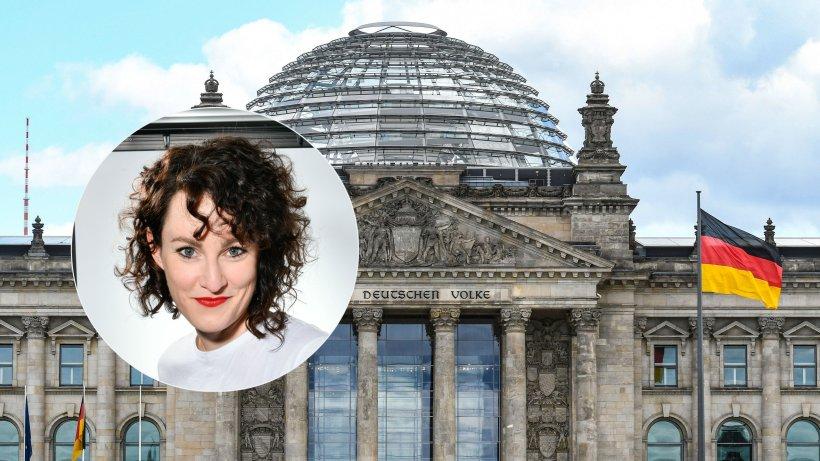 Im Fangirlmodus durch den Bundestag