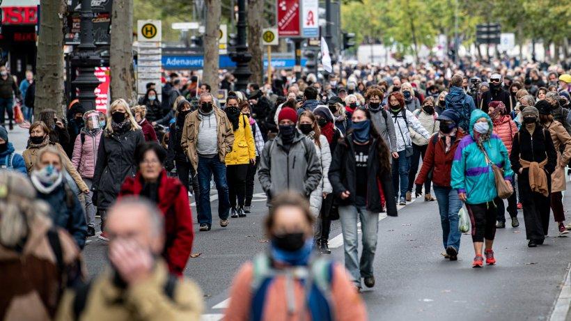 Demo Berlin morgen: Erneut Proteste gegen Corona-Politik erwartet