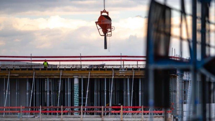 Deutsche Industrie erholt sich weiter vom Corona-Einbruch