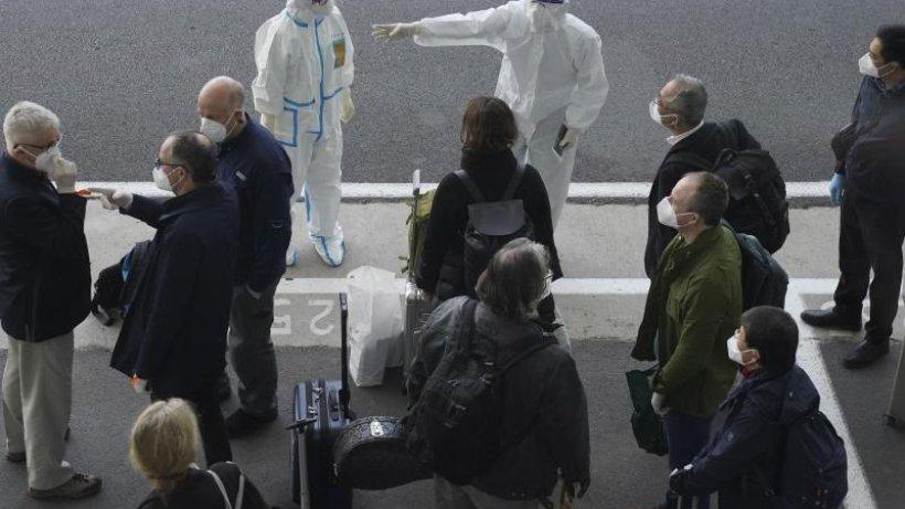 Suche nach Virus-Ursprung: Fehlstart für WHO-Mission
