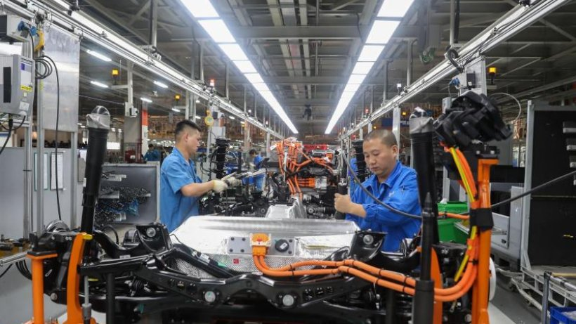 Volkswagen erwartet starkes Wachstum in China