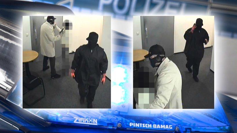 Berlin: Banküberfall in Wilmersdorf - Polizei bittet um Mithilfe
