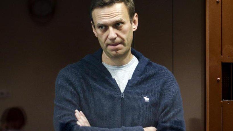 Alexej Nawalny aus Haft in Moskau verlegt