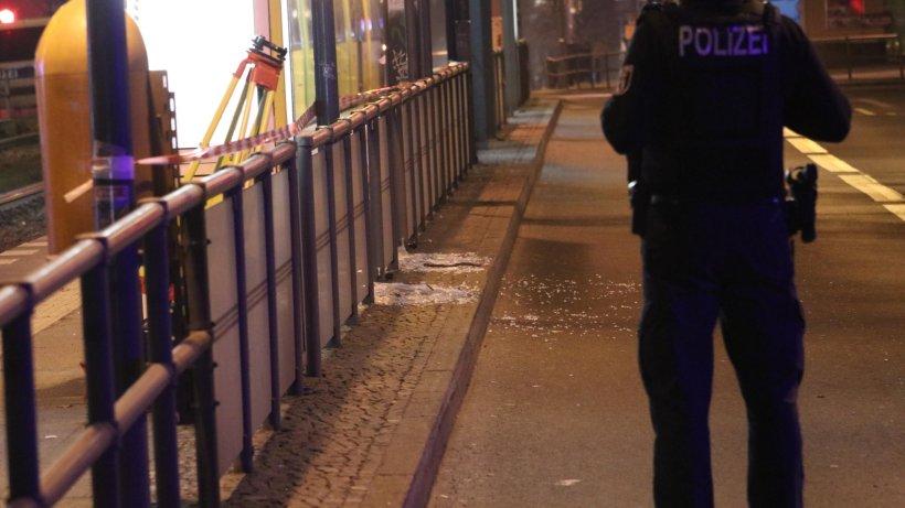 Schüsse an Tramhaltestelle in Berlin-Weißensee