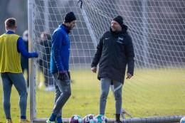 Torwarttrainer: Hertha trennt sich nach homophoben Aussagen von Zsolt Petry