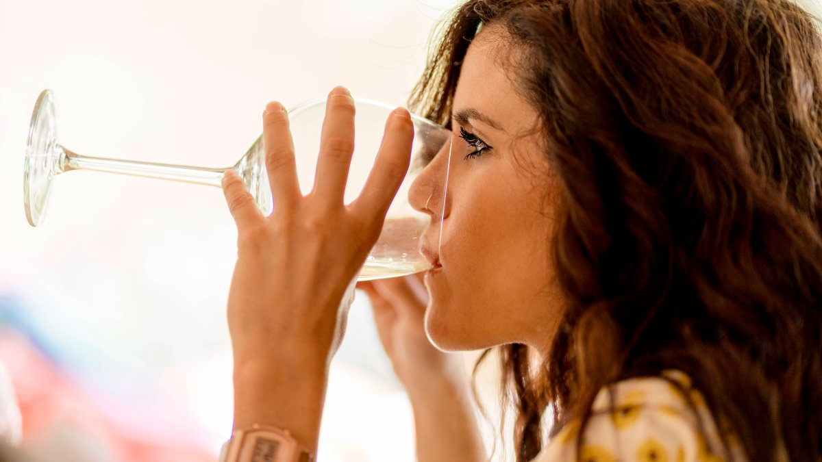 Wenn frauen alkohol trinken