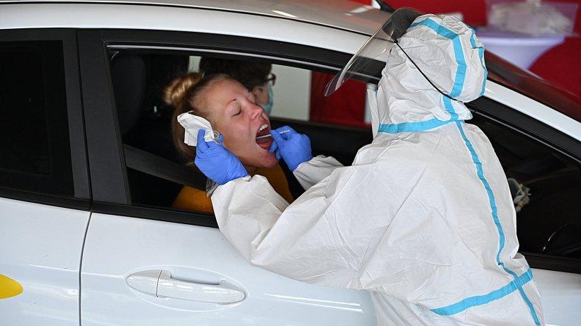 Image Newsblog: Corona: Inzidenz steigt weiter - Hohe Zahlen in Niederlanden