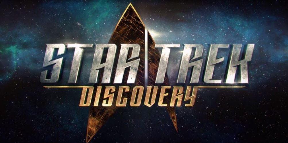 """Das neue Logo von """"Star Trek Discovery"""""""