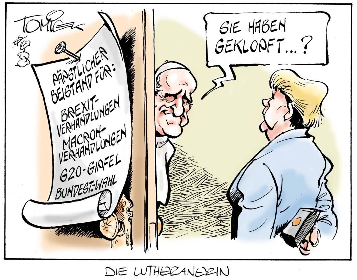 Die Lutheranerin