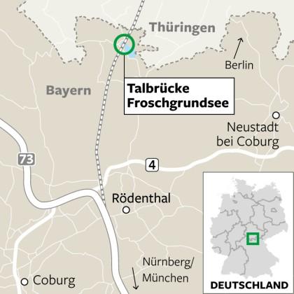 Ice Strecke Berlin München Rettung Aus 65 Meter Höhe Geübt