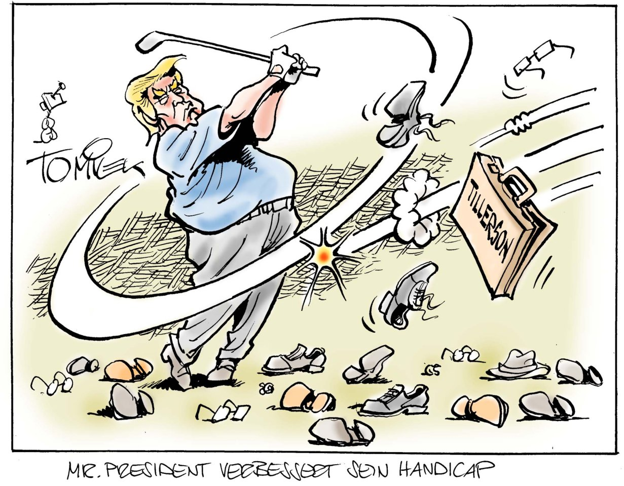 Mr. President verbessert sein Handicap